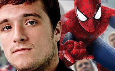 Imagen cabecera de entrada: [Cine] ¿Josh Hutcherson como Peter Parker?