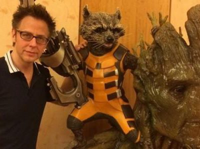 Imagen cabecera de entrada: [Cine] James Gunn insiste en que empezará con Guardians of the Galaxy Vol. 3 al terminar The Suicide Squad