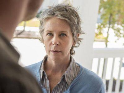Imagen cabecera de entrada: [Series] Carol casi murió en la tercera temporada de The Walking Dead y Lauren Cohan revela la escena que casi la hace abandonar la serie