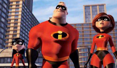 Imagen cabecera de entrada: [Animación] Brad Bird explica por qué Los Increíbles 2 empieza donde empezó la primera