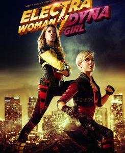 Imagen cabecera de entrada: [Series] Primer póster de Electra Woman & Dyna Girl, sinopsis y confirmación de asistencia a la SDCC