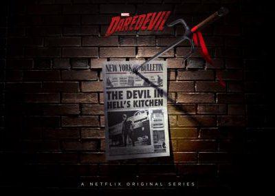 Imagen cabecera de entrada: [Series] Primer vistazo a Elektra en el set de la segunda temporada de Marvel's Daredevil