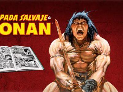Imagen cabecera de entrada: [Cómics] Conan regresa con una edición coleccionista de La Espada Salvaje