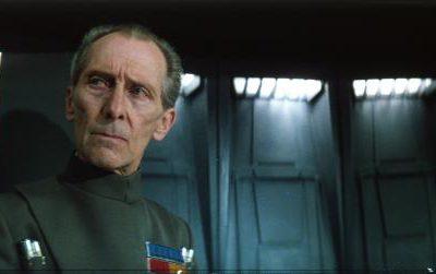 Imagen cabecera de entrada: [Cine] Moff Tarkin regresaría a Rogue One: A Star Wars Story a través del CGI