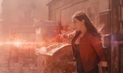 Imagen cabecera de entrada: [Cine] Bruja Escarlata vivirá un conflicto interior en Capitán América: Civil War según Elizabeth Olsen