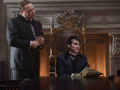 Imagen cabecera de entrada: [Series] Bruno Heller confirma que la Corte de los Búhos llegará a Gotham en el futuro y audiencia del estreno de la segunda temporada