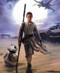 Imagen cabecera de entrada: [Cine] Cuatro directoras en negociaciones para futuras películas de Star Wars