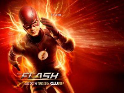 Imagen cabecera de entrada: [Series] Imagenes de The Flash 2×01: The man who saved Central City y trailer con vistazo tras las cámaras