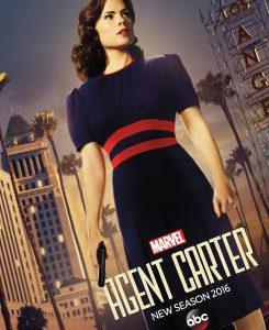 Imagen cabecera de entrada: [Series] Hayley Atwell protagoniza un nuevo póster de la segunda temporada de Agente Carter