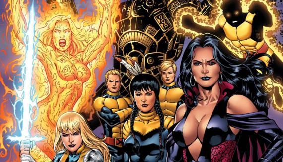Imagen cabecera de entrada: [Cine] El reparto de New Mutants ya está en Boston