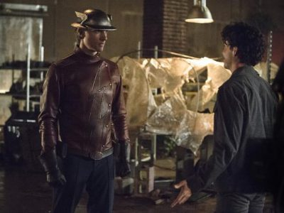 Imagen cabecera de entrada: [Series] Varias promos de The Flash 2×02: Flash of two worlds