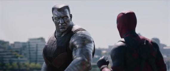 Imagen cabecera de entrada: [Cine] Andre Tricoteux habla del reto físico de ser Coloso en Deadpool