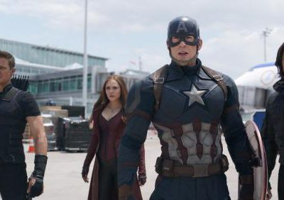 Imagen cabecera de entrada: [Cine] Capitán América: Civil War en los primeros puestos de la lista de las mejores 25 películas de 2016 según Empire