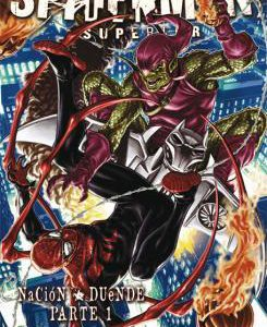 Imagen cabecera de entrada: [Reseñas] Spiderman Superior 93, Nación Duende Parte 1