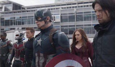 Imagen cabecera de entrada: [Cine] Otro vistazo al nuevo traje de Ant-Man en Capitán América: Civil War