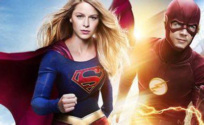 Imagen cabecera de entrada: [Series] Varios detalles del crossover entre Supergirl y The Flash, cinco clips del episodio Manhunter y Melissa Benoist quiere a Batgirl en Supergirl