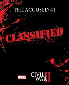 Imagen cabecera de entrada: [Cómics] Marvel anuncia dos one-shot más para Civil War II: The Fallen y The Accused