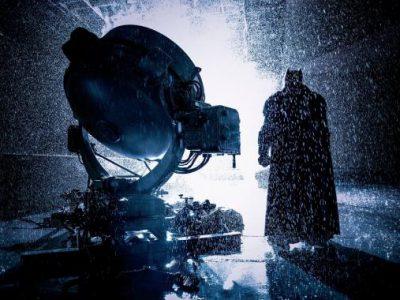 Imagen cabecera de entrada: [Cine] Otro vistazo tras las cámaras de Batman v Superman: El Amanecer de la Justicia y featurette con Batman