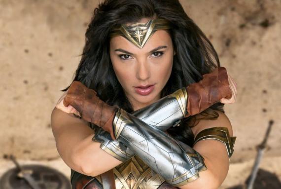 Imagen cabecera de entrada: [Cine] Wonder Woman ya es la película de orígenes más taquillera