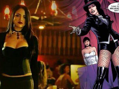 Imagen cabecera de entrada: [Cine] Eiza Gonzalez rumoreada como Zatanna en Justice League Dark