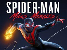 Imagen cabecera de entrada: [Videojuegos] Carátula oficial del juego Marvel's Spider-Man: Miles Morales