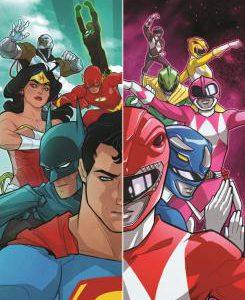 Imagen cabecera de entrada: [Cómics] Confirmado Justice League / Mighty Morphin Power Rangers para enero de 2017