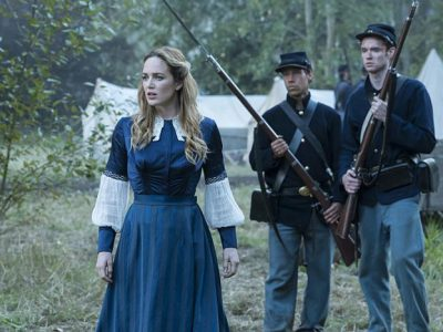 Imagen cabecera de entrada: [Series] Promos de Legends of Tomorrow 2×04: Abominations y sinopsis del 2×06: Outlaw Country
