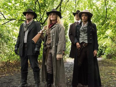 Imagen cabecera de entrada: [Series] Promo de Legends of Tomorrow 2×06: Outlaw Country