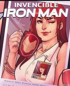 Imagen cabecera de entrada: [Reseñas] Invencible Iron Man 71