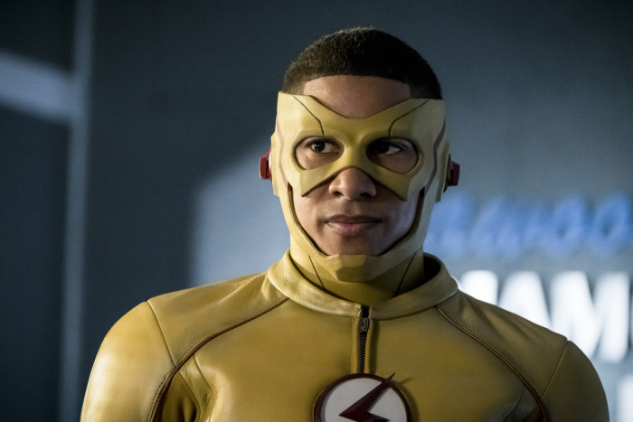 Imagen cabecera de entrada: [Series] Kid Flash se une a DC's Legends of Tomorrow como recurrente