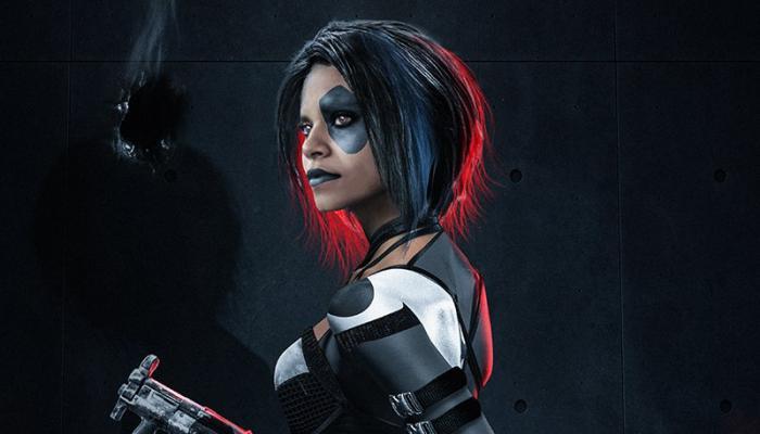 Imagen cabecera de entrada: [Cine] Rob Liefeld aprueba la elección de Zazie Beetz como Domino en Deadpool 2 y fan-art de la actriz como el personaje