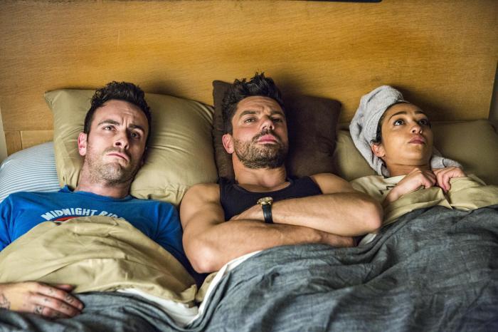 Imagen cabecera de entrada: [SDCC17] [Series] Trailer de lo que queda de la segunda temporada de Preacher y detalles del panel