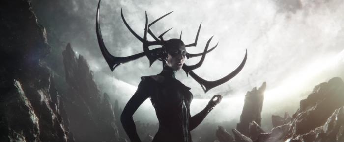 Imagen cabecera de entrada: [Cine] Taika Waititi revela que la escena post-créditos de Thor: Ragnarok iba a ser diferente y arte conceptual de Hela