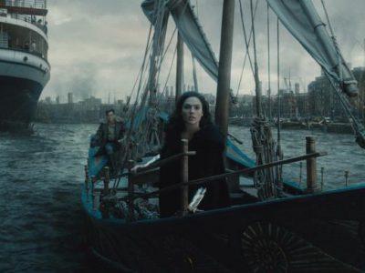 Imagen cabecera de entrada: [Cine] Versión alternativa de la escena del barco de Wonder Woman y featurette de Etta Candy sobre las amazonas