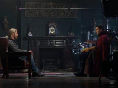 Imagen cabecera de entrada: [Cine] Benedict Cumberbatch llegaría al rodaje de Avengers: Infinity War