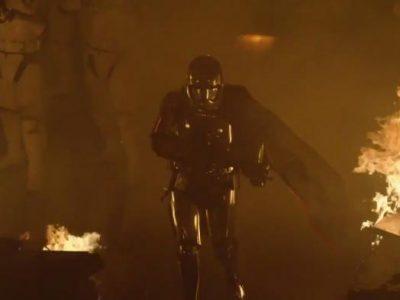 Imagen cabecera de entrada: [Cine] Star Wars: The Last Jedi: detalles de Captain Phasma procedente de su novela y más merchandising