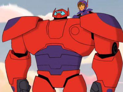 Imagen cabecera de entrada: [Animación] Nueva promo de la serie Big Hero 6