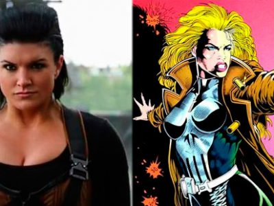 Imagen cabecera de entrada: [Cine] Gina Carano iba a ser Lady Punisher en una secuela del corto Punisher: Dirty Laundry