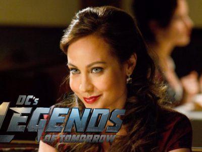 Imagen cabecera de entrada: [Series] Courtney Ford se une a DC's Legends of Tomorrow como la hija de Damien Darhk