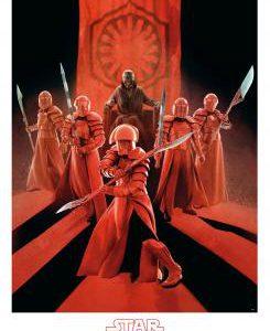 Imagen cabecera de entrada: [Cine] Star Wars: Los últimos Jedi: Snoke es más poderoso que Vader y El Emperador y la barba de Luke Skywalker
