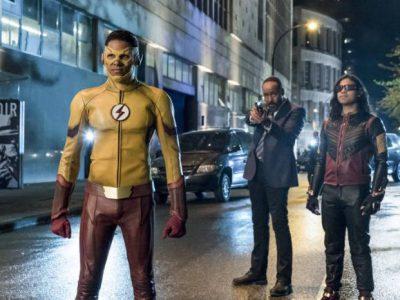 Imagen cabecera de entrada: [Series] Comentarios y audiencias de The Flash 4×01: The Flash Reborn