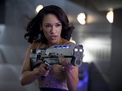 Imagen cabecera de entrada: [Series] Iris West toma el relevo en The Flash 4×16: Run, Iris, Run