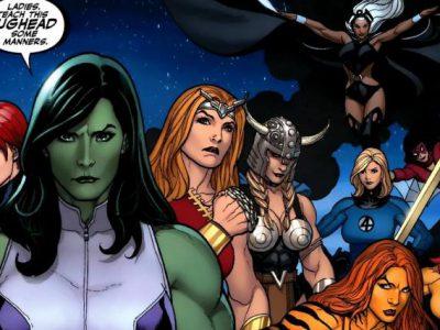 Imagen cabecera de entrada: [Cine] Tessa Thompson lista quienes le pidieron a Kevin Feige la película solo de mujeres superhéroes