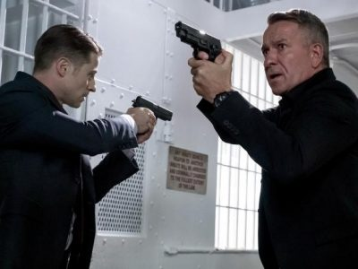 Imagen cabecera de entrada: [Series] Comentarios y audiencia Gotham 4×05: A Dark Knight: The Blade's Path