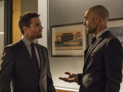 Imagen cabecera de entrada: [Series] Comentarios y audiencias de Arrow 6×03: Next of Kin