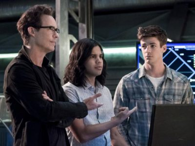 Imagen cabecera de entrada: [Series] Comentarios de The Flash 4×05: Girls Night Out