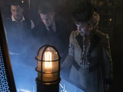 Imagen cabecera de entrada: [Series] Comentarios y audiencia de DC's Legends of Tomorrow 3×05: Return of the Mack