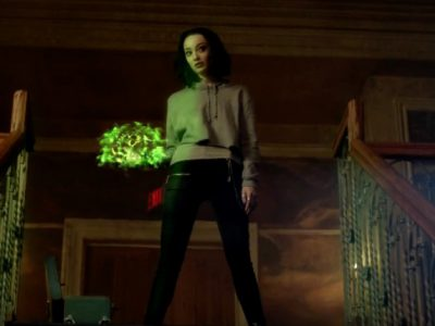 Imagen cabecera de entrada: [Series] Comentarios y audiencias de The Gifted 1×06: got your siX