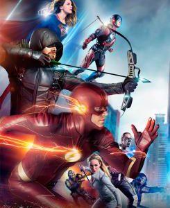 Imagen cabecera de entrada: [Series] Stephen Amell ya conoce la historia del próximo crossover del Arrowverse y cree que es increíble