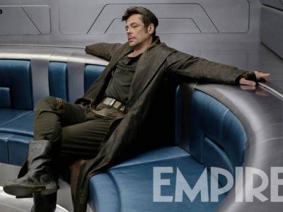 Imagen cabecera de entrada: [Cine] Imagen de DJ en Star Wars: Los últimos Jedi, Rian Johnson sobre el humor y Daisy Ridley sobre la última escena de la película